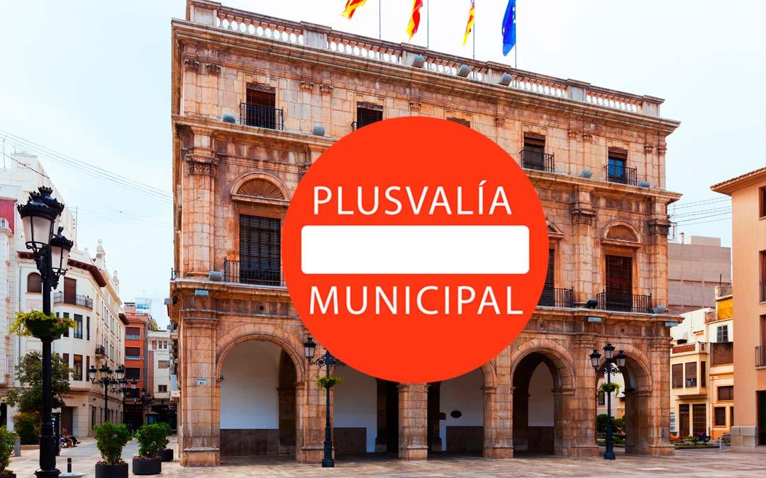 reclamar plusvalia municipal